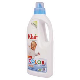 德国乐莱彩色衣物浓缩洗涤液1L