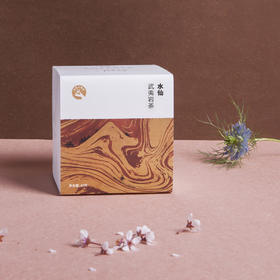 武夷岩茶·水仙 年份2016(简装单罐40g版)