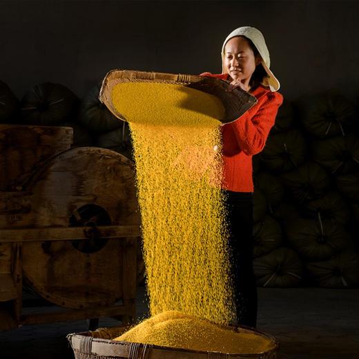 2020年新小米 陕北米脂小米 农家月子米 现磨现发 5斤装 商品图3