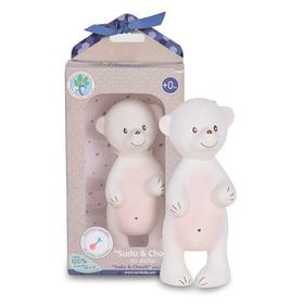苏达小熊乳胶牙胶玩具