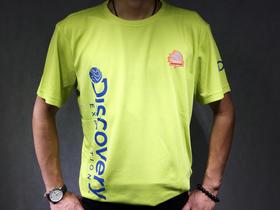 环塔Discovery 联名系列 短袖户外功能衫