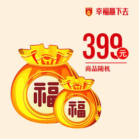 399元福袋