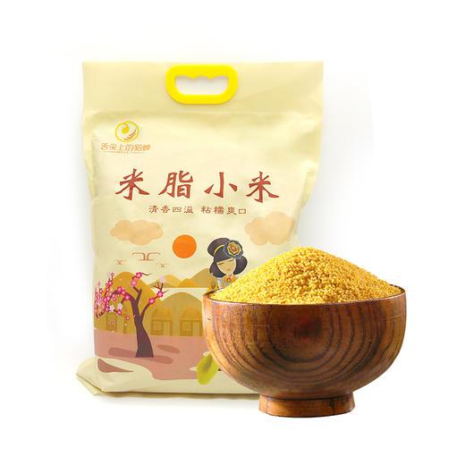 2020年新小米 陕北米脂小米 农家月子米 现磨现发 5斤装 商品图6