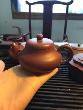 紫砂壶:君德