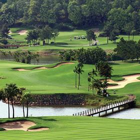NO.1 其林星高尔夫乡村俱乐部 Chi Linh Star Golf Country Club