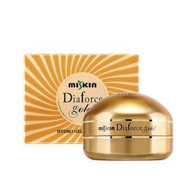 韩国 Miskin第二代 Diaforce黄金钻石贵妇眼膜贴 60片