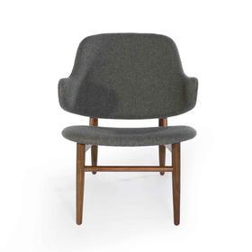 艾迪玛仕 | 休闲椅CH7282北欧经典款(运费咨询客服)