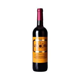 法国原瓶原装进口美丽干红微甜葡萄酒甜型餐酒750ml