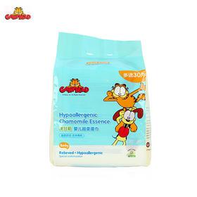 【签到好礼】加菲猫洋甘菊婴儿超柔湿巾 手口专用 90片 x 3包