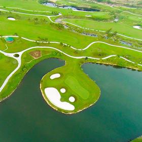 芽庄钻石湾高尔夫俱乐部 Diamond Bay Resort Golf Course