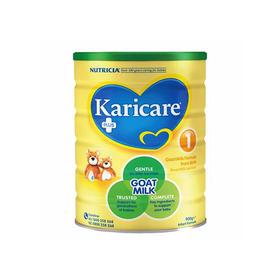 【捡漏】新西兰可瑞康Karicare山羊奶粉1段(0-6个月)900g 效期2020-09 旧版
