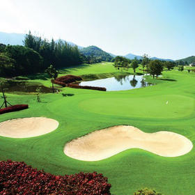 NO.3清迈皇家高尔夫俱乐部 The Royal Chiang Mai Golf Club