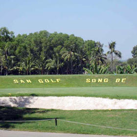 NO3. 胡志明松北高尔夫度假村 Song Be Golf Resort