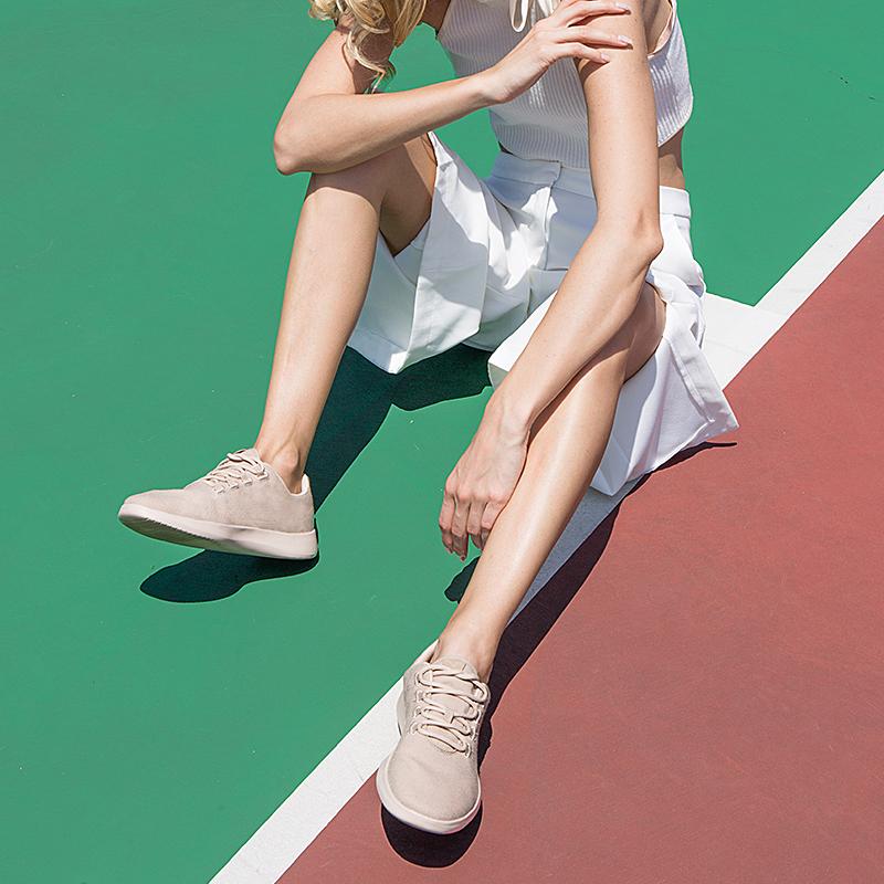 【澳洲进口面料】羊毛休闲鞋丨比手机还轻,光脚穿进去,脚感就和袜子一样!