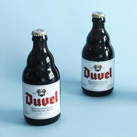 督威比利时黄金艾尔啤酒330毫升*6瓶