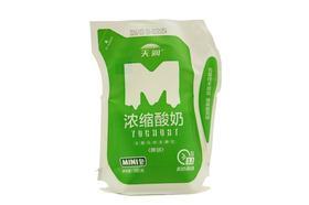 天润浓缩酸奶