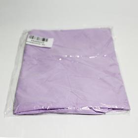 防水防油欧式花床单(紫色)