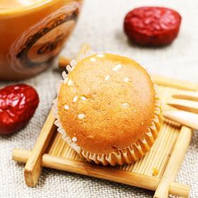 迷你核桃蜜枣小蛋糕 30g*15块 营养美味  FX