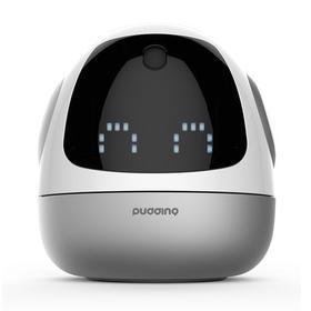 roobo pudding布丁S智能机器人 智趣对话 幼教陪护 百科查询布儿童玩具男女孩子视频通话益智早教机