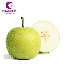 安徽翠玉蜜梨5斤 约6-9个现摘现发新鲜梨子水果