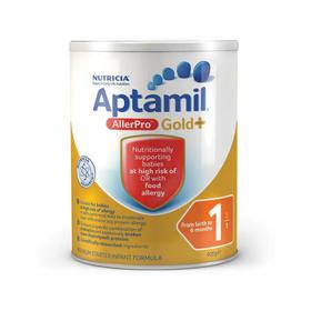 【澳洲直邮】新西兰爱他美(Aptamil)深度/适度水解奶粉*3罐