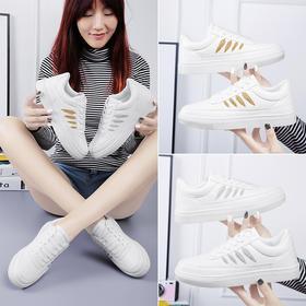 四季新款小白鞋女韩版百搭女鞋