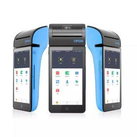 旺POS有赞专用 支持刷卡和苹果支付/支持WIFI/3G 纸宽58mm