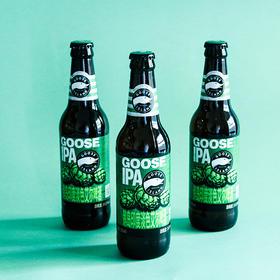鹅岛印度淡色艾尔啤酒355毫升*6瓶