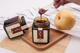 【健康冲饮】安徽砀山 酥梨膏冰糖雪梨手工制作无添加 280g/瓶