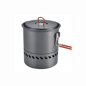 步林S2400-A户外炉具便携式野营登山集热锅节能防风一体燃气炉锅