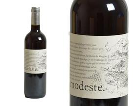 【闪购】仙子庄园鲁西荣牧笛干红葡萄酒 2014/Domaine du Clos des Fees Cotes du Roussillon Modeste 2014