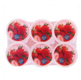 马来西亚乐卡斯四种口味果冻330克
