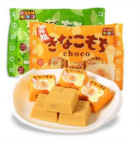 日本松尾巧克力 TIROL黄豆夹心巧克力