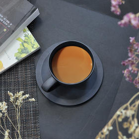 会呼吸的健康环保竹炭陶咖啡杯套装