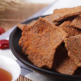 手工老灶黑米锅巴,一种牵肠挂肚的味道,非一般的酥脆 208g/袋*2
