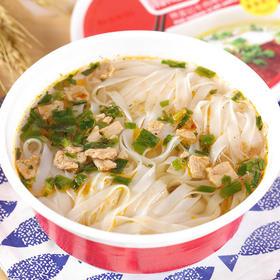 越南进口汤粉*林富记牛肉味/鸡肉味速食河粉碗装76g