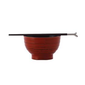 Jia 蕴 碗筷 漆器版