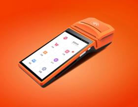 【美业POS】商米P1智能商用终端刷卡丨扫码支付丨支持4G/WiFi丨纸宽58mm