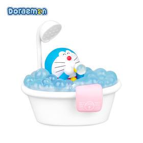 哆啦a梦 香薰座泡泡浴缸 创意卡通手办模型装饰摆件储物盒礼物