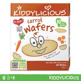 童之味牌 胡萝卜泡泡米饼