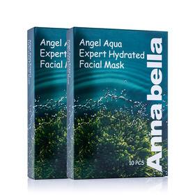 泰国安娜贝拉Annabella海藻面膜矿物深层补水 10片*2盒