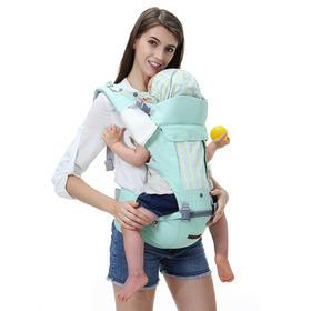 美国FisherPrice费雪婴儿前抱式腰凳背带