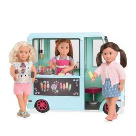 美国Our Generration冰淇淋车