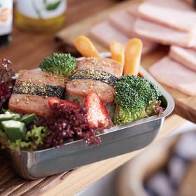 [眉州东坡午餐肉]肉含量高达90%   320g/盒*4