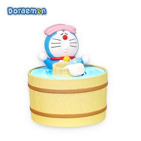 【新品】哆啦a梦加湿器日式浴捅 手办创意桌面迷你摆件创意礼物