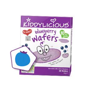 童之味牌 蓝莓泡泡米饼