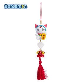 哆啦A梦招财猫挂件