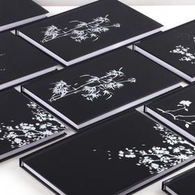 古风本子A5精装笔记本烫金 中国风手帐本硬面抄 复古创意日记事本