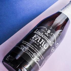 林德曼法柔啤酒250毫升*6瓶