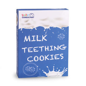 宝贝顾问牛奶味星奇牙饼100克
